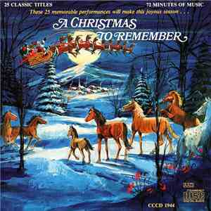 Various - A Christmas To Remember mp3 flac