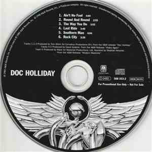 Doc Holliday  - No Title mp3 flac