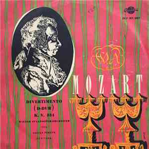 W. A. Mozart, Wiener Staatsopern-Orchester, Zoltán Fekete - Divertimento D-dur K. V. 334 mp3 flac