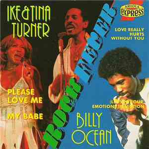 Billy Ocean, Ike & Tina Turner - Rock Fever mp3 flac