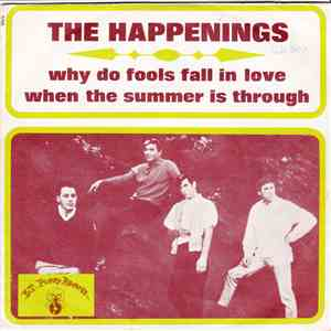 The Happenings - Why Do Fools Fall In Love mp3 flac