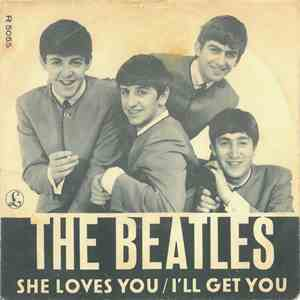 The Beatles - She Loves You / I'll Get You mp3 flac
