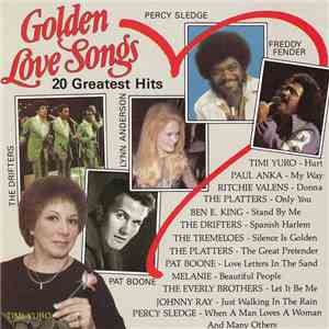 Various - Golden Love Songs - 20 Greatest Hits mp3 flac