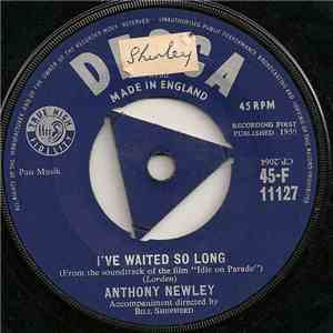 Anthony Newley - I've Waited So Long mp3 flac