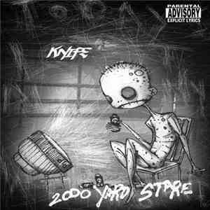 Dope Knife - 2000 Yard Stare mp3 flac