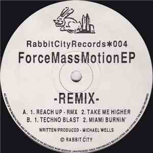 Force Mass Motion - Force Mass Motion EP (Remix) mp3 flac