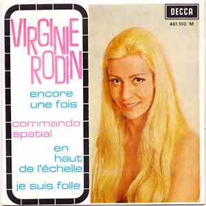Virginie Rodin - Commando Spatial mp3 flac