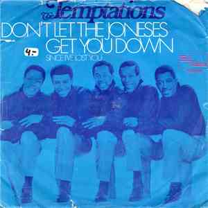 The Temptations - Don't Let The Joneses Get You Down mp3 flac