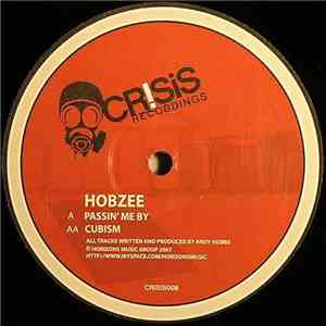 Hobzee - Passin' Me By / Cubism mp3 flac