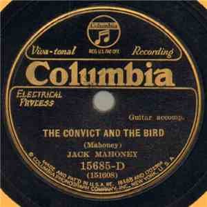 Jack Mahoney  - The Convict And The Bird / The Hobo And The Pie mp3 flac
