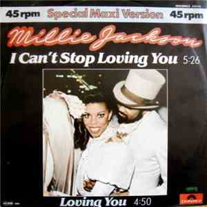 Millie Jackson - I Can't Stop Loving You mp3 flac