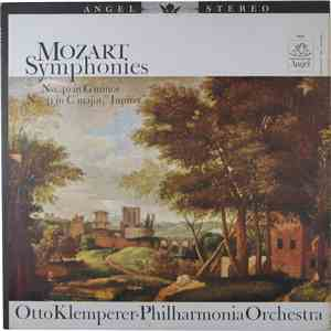 "Mozart / Otto Klemperer • Philharmonia Orchestra - Symphonies No. 40 In G Minor - No. 41 In C Major, ""Jupiter"" mp3 flac"