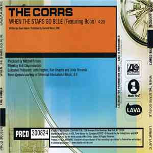 The Corrs Featuring Bono - When The Stars Go Blue mp3 flac
