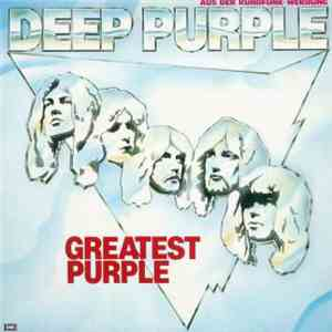 Deep Purple - Greatest Purple mp3 flac