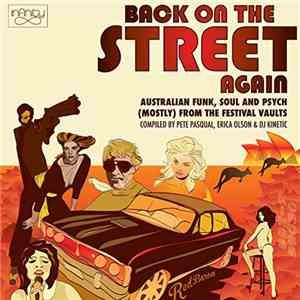 Various - Back On The Street Again (Australian Funk, Soul And Psych (Mostly) From The Festival Vaults) mp3 flac