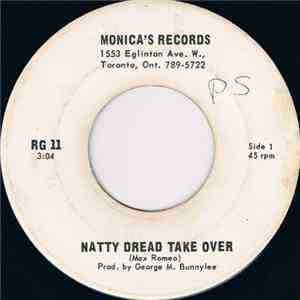 Max Romeo - Natty Dread Take Over mp3 flac