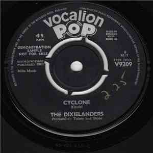 The Dixielanders  - Cyclone / Mardyke mp3 flac