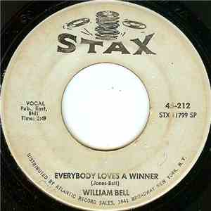 William Bell - Everybody Loves A Winner mp3 flac