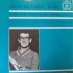 Buddy Holly Featuring The Crickets  - Salute To Buddy Holly mp3 flac