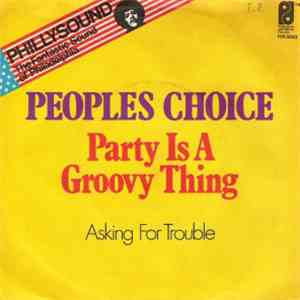 People's Choice - Party Is A Groovy Thing mp3 flac