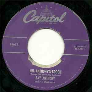 Ray Anthony And His Orchestra - Mr. Anthony's Boogie / I Wonder What's Become Of Sally mp3 flac