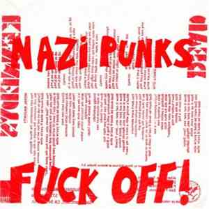 Dead Kennedys - Nazi Punks Fuck Off! / Moral Majority mp3 flac