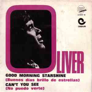 Oliver  - Good Morning Starshine / Can't You See mp3 flac