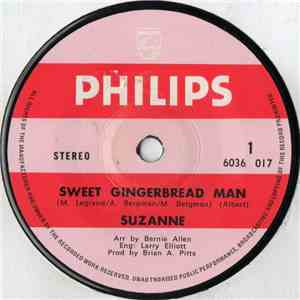 Suzanne - Sweet Gingerbread Man mp3 flac