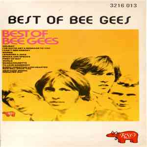 Bee Gees - Best Of Bee Gees mp3 flac