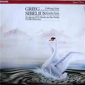 Grieg, Sibelius, Academy Of St. Martin-in-the-Fields, Neville Marriner - Holberg Suite - Karelia Suite mp3 flac