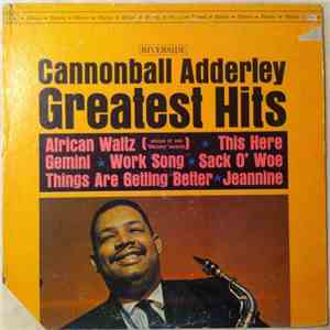 Cannonball Adderley - Greatest Hits mp3 flac