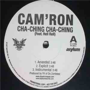 Cam'Ron Feat. Hell Rell - Cha-Ching Cha-Ching mp3 flac