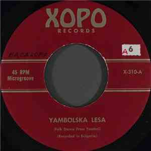 Unknown Artist - Yambolska Lesa mp3 flac