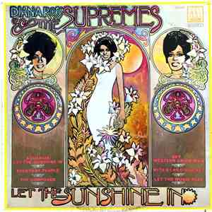 Diana Ross & The Supremes - Let The Sunshine In mp3 flac