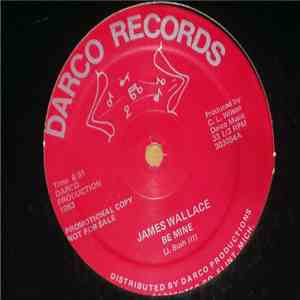 James Wallace  - Be Mine / Take A Chance On Me mp3 flac