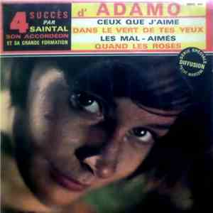 Oscar Saintal - 4 Succès D'Adamo mp3 flac