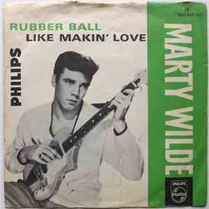 Marty Wilde - Rubber Ball mp3 flac