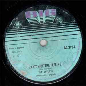 The Gaylads - Can't Hide The Feeling mp3 flac