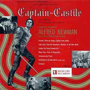 Alfred Newman With The 20th Century-Fox Studio Orchestra - Captain From Castile mp3 flac
