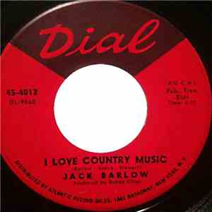 Jack Barlow - I Love Country Music mp3 flac