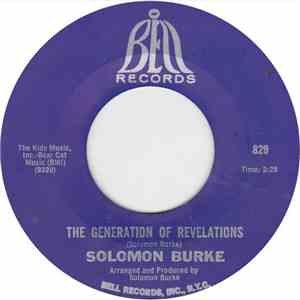 Solomon Burke - The Generation Of Revelations mp3 flac