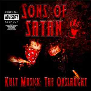 Sons Of Satan  - Kult Musick: The Onslaught mp3 flac