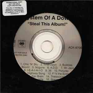 System Of A Down - Steal This Album! mp3 flac