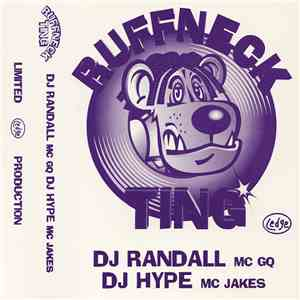 DJ Randall / MC GQ / DJ Hype / MC Jakes - Ruffneck Ting - 20th April 1995 mp3 flac
