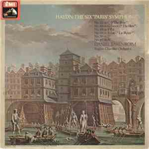 "Haydn - Daniel Barenboim, English Chamber Orchestra - The Six ""Paris"" Symphonies mp3 flac"
