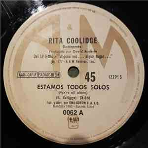 Rita Coolidge - Estamos Todos Solos (We're All Alone) mp3 flac