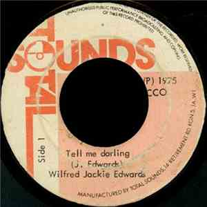 Wilfred Jackie Edwards - Tell Me Darling mp3 flac
