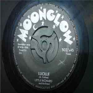 Little Richard And His Band - Lucille / Jenny, Jenny mp3 flac