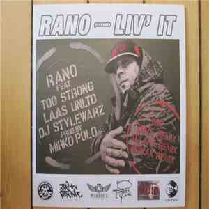 Rano Feat. Too Strong, Laas Unltd, DJ Stylewarz - Liv' It mp3 flac