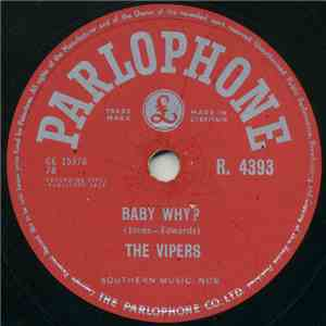 The Vipers Skiffle Group - Baby Why?/No Other Baby mp3 flac